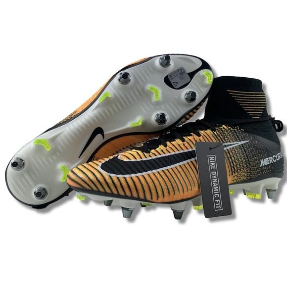 online store 0578c da3c6 Nike Mercurial Vapor Superfly SG Pro Soccer Cleats NWT
